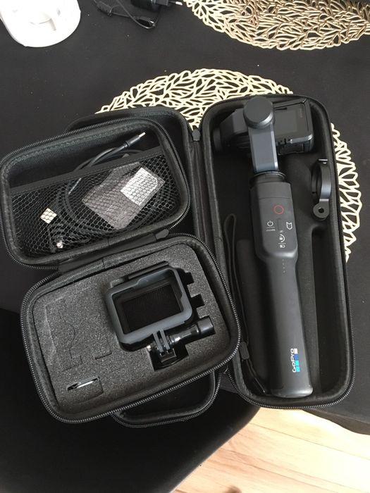 Kamera Gopro 5 Black + gimbal Karma + uchwyt klatka na statyw Gorlice - image 1