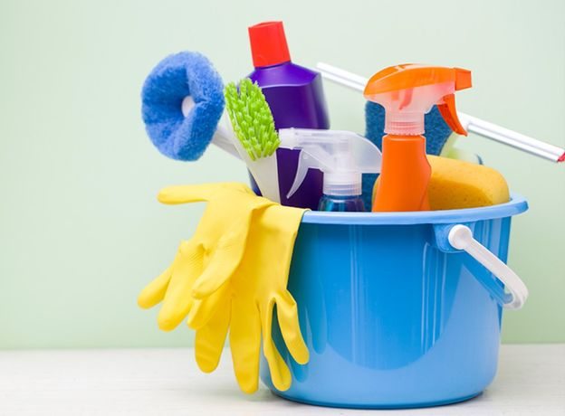 Limpeza e organização