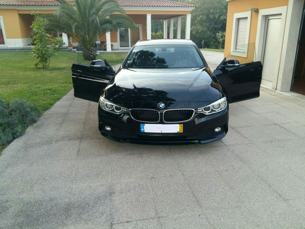 BMW 420d gran coupe 190 cv