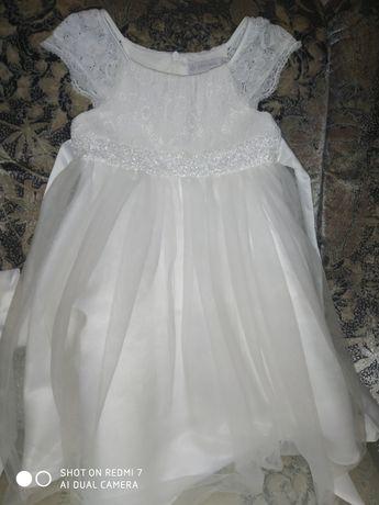 Платье детское ,написано размер 2