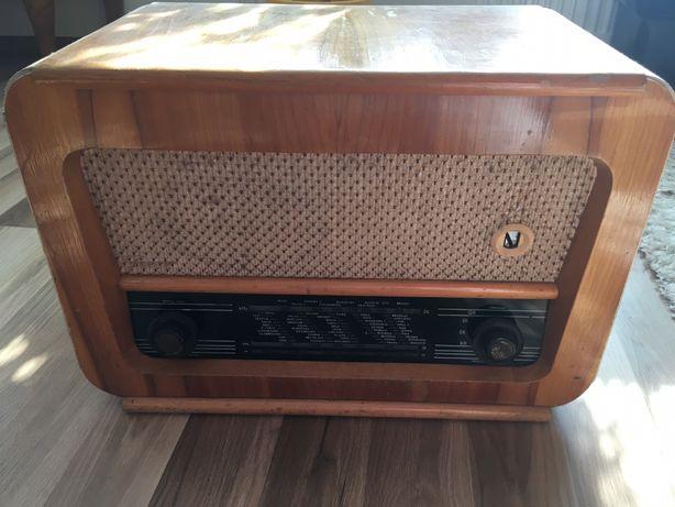 Radio Gramofon Retro Vintage