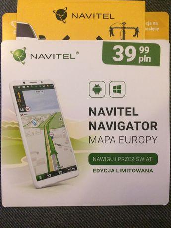 Licencja na rok NAVITEL Navigator