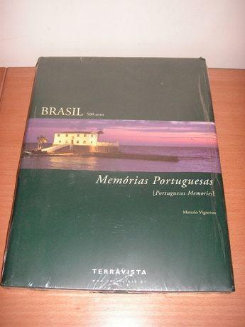 Brasil 500 Anos Memórias Portuguesas (Novo)