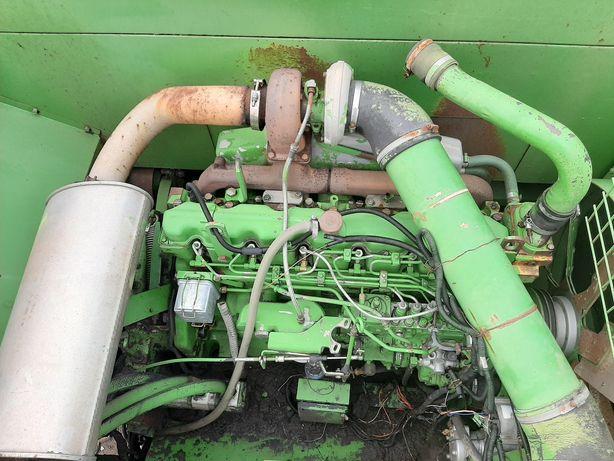 Разборка запчасти мотор хил мастер комбайна джон дир john deere 2064