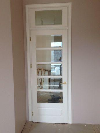 Дерев'яні двері від виробника