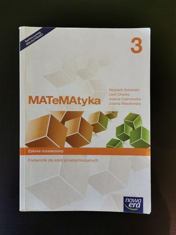 Podręcznik MATeMAtyka 3