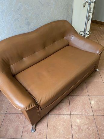 диван і два крісла екошкіра Терміново!