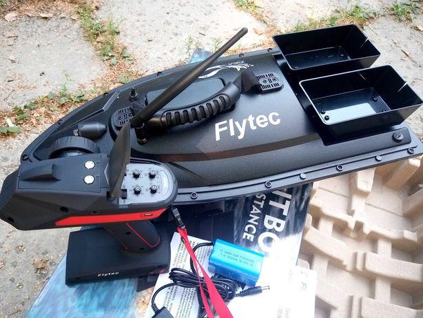 Катер, кораблик прикормочный для рыбалки Flytec  2011, V500
