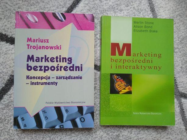 Marketing bezpośredni dwie książki