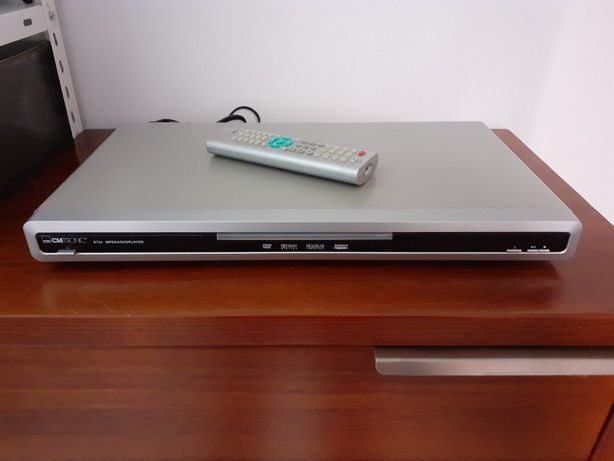 Leitor DVD/CD Ceatronic