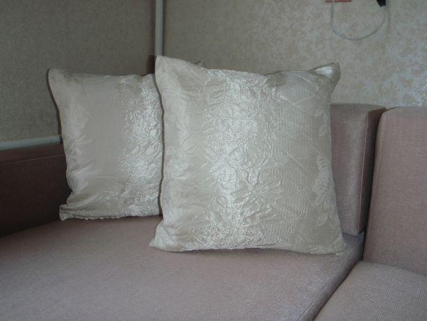 Подушки декоративные,45на45.