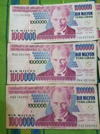Notas turcas para colecionadores