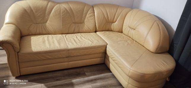 Narożnik / kanapa z funkcją spania