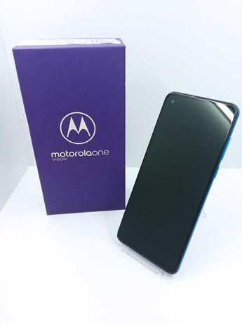 "Telefon Motorola One Vision 4/128gb/Lombard ""Cash"" Łódź ul.Rzgowska 24"