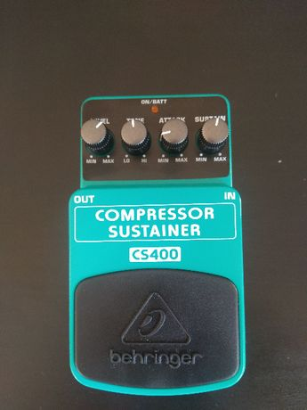 Compressor Sustainer Behringer CS-400