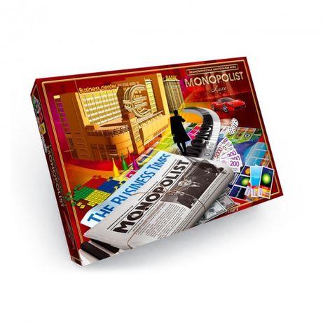 Экономическая игра - Монополист (Monopolist Luxe)