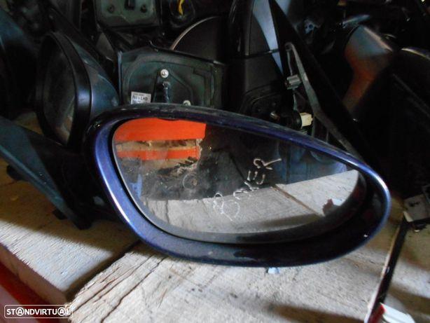 Espelho retrovisor direito Porshe Boxster