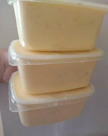 Masło wiejskie mleko