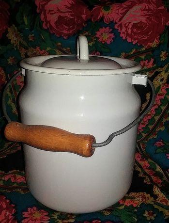 Бидончик эмалированный 3 литра