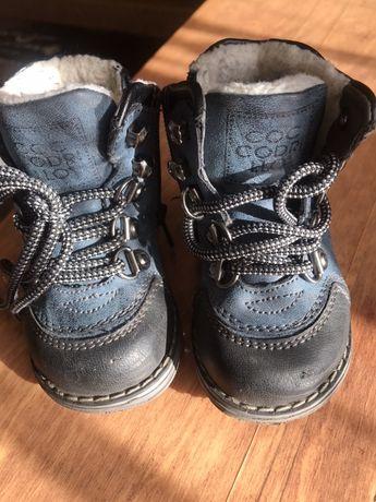 Зимові чобітки відомого бренда COCCODRILLO( польський виробник)