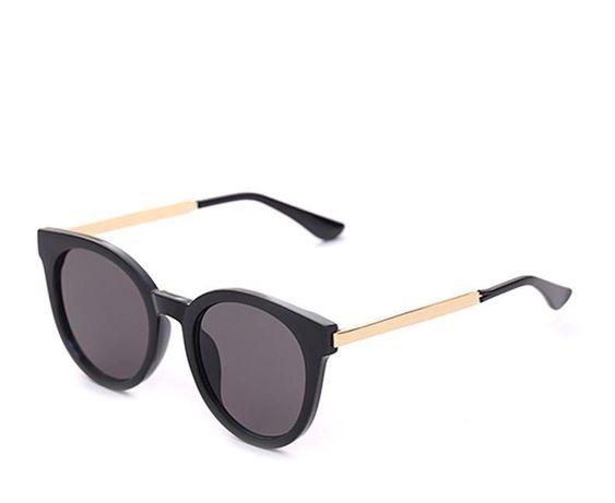 Okulary przeciwsłoneczne kocie oko! Filtr UV 400