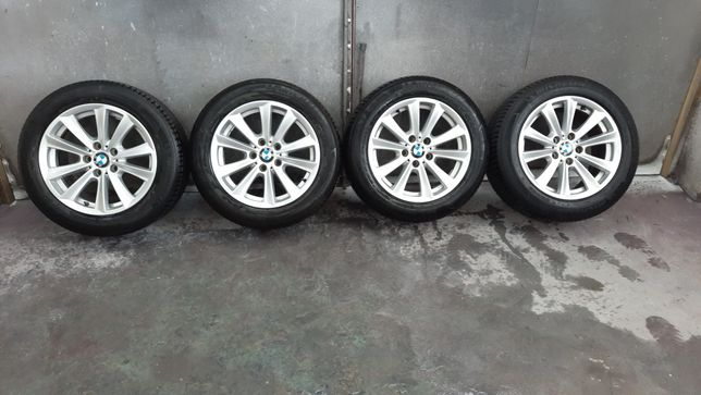 "Koła Felgi BMW F10 F11 F30 5x120 ,,17"" Styling 236 Oryginał"