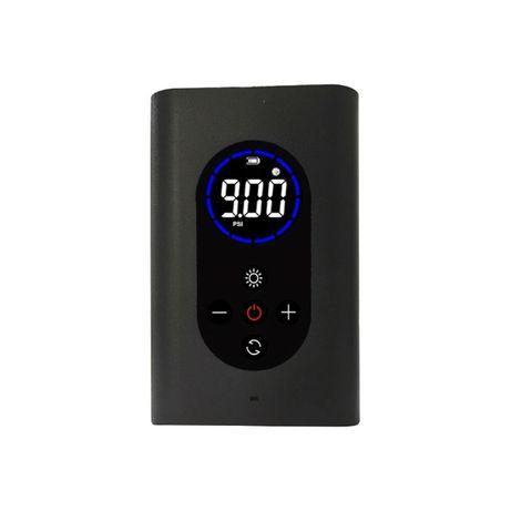 Bomba Ar Portátil Sem Fios 150PSI c/Bateria p/Qualquer Inflável NOVA