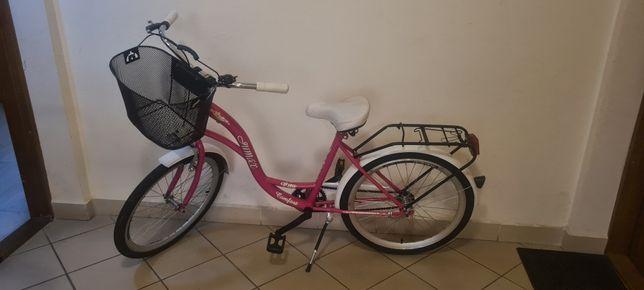 Sprzedam Nowy rower dla dziecka mlodziezowy kolo 24