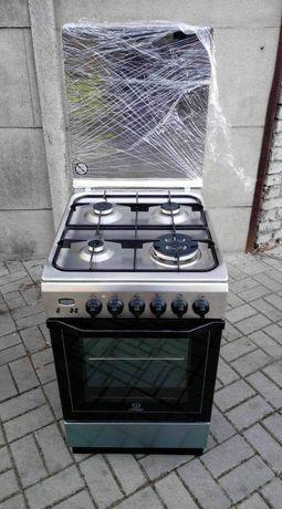Kuchenka gazowo-elektryczna Indesit