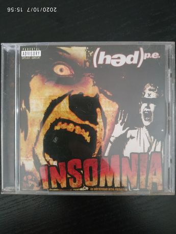 "(hed) P.E.  ""Insomnia"" CD"