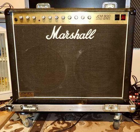Marshall JCM800 50w 4212  2x12 combo Celestion V30 England 89r