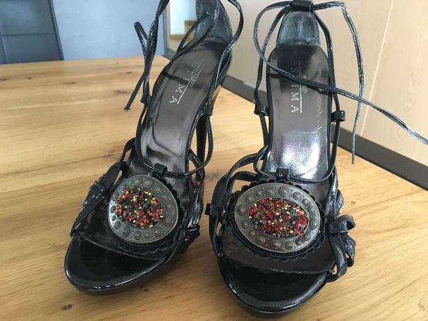 Sandały, Szpilki firmy Ryłko rozmiar 37