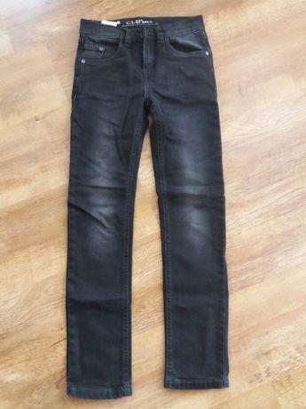 Spodniej jeansy chłopięce rozm 140