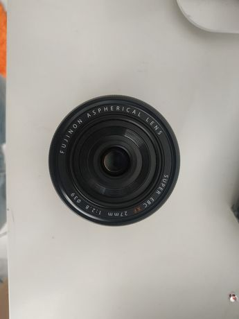 Fuji Fujinon xf 27 mm 2.8