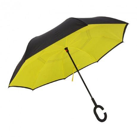 Зонт трость наизнаку наоборот
