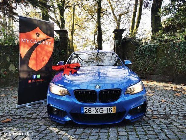 BMW 218 d Pack M Auto