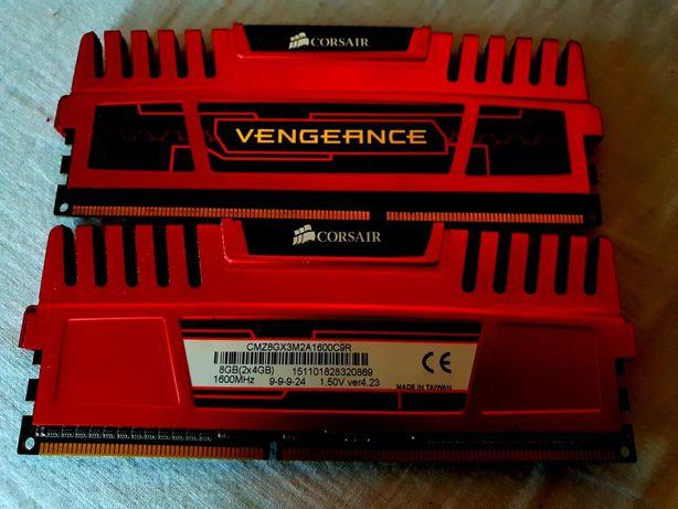 Corsair vengeance DDR3 8GB KIT 2X4GB