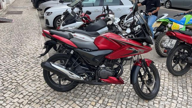 Vendo moto CBF 125cc
