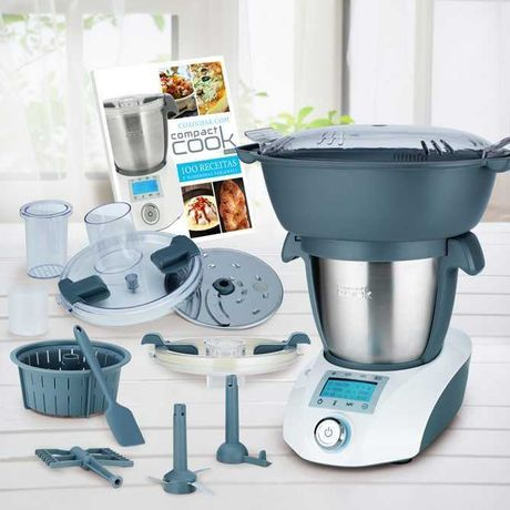 """ROBOT DE COZINHA """"Compact Cook Deluxe"""""""