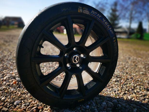 Felgi, Opony Michelin Pilot Sport R21 SEMI SLICK235/40 R18 TANIO!!