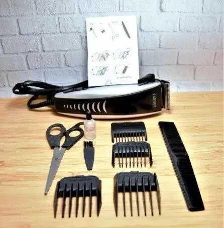 Машинка для Стрижки Волос TARGET JH-4600 – Полная комплектация!