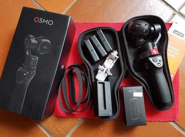 DJI OSMO Modelo 160 com 2 baterias Extra