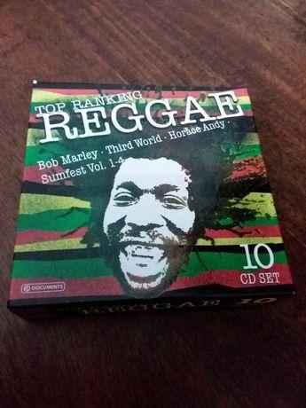 Cd Top Ranking Reggae