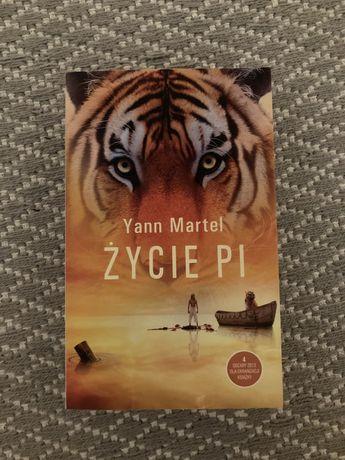 Życie Pi - Yann Martel książka