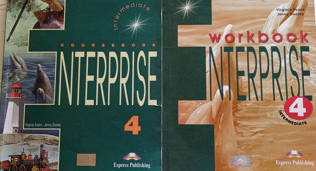 Enterprise 4.Комплект из двух книг