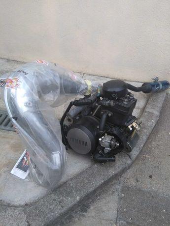 Motor Yamaha DT 50