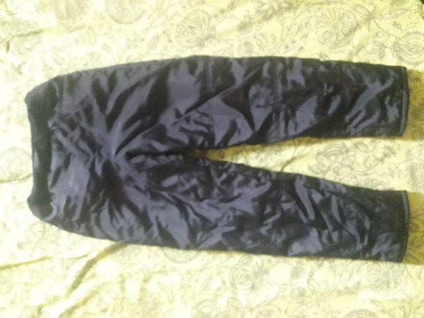 Штани зимові теплющі на флісі 152р
