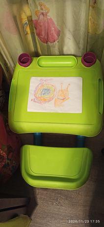 Детская парта для рисования