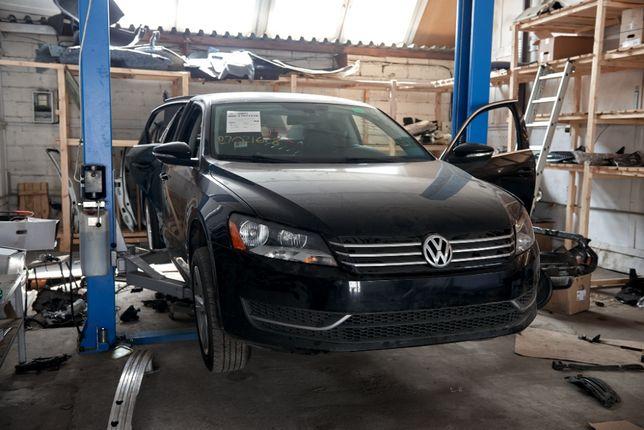Разборка Volkswagen Passat B7 Фольксваген Пассат Б7 Se 2012 2.5L USA