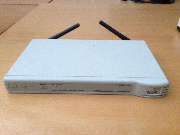 1 3COM Access Point OfficeConnect Wireless 11g (Porto/Aveiro)